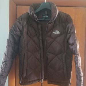 The north face JACKET Womens brown